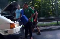Słowackiego w kierunku obwodnicy