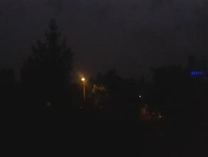 burza godz. 3 nad ranem Jelitkowo