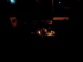 Prace nocne na torach kolejowych - Orunia
