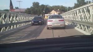 Oto dlaczego zamknięto most w Sobieszewie