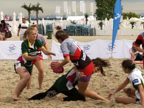Sopot Beach Rugby 2013