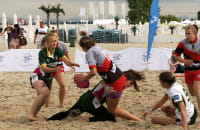 Sopot Beach Rugby 2013