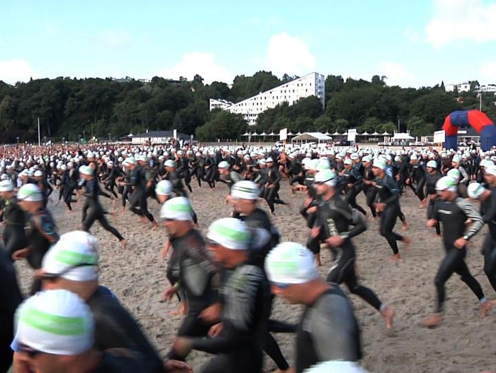 Herbalife Triathlon Gdynia został najlepszą imprezą triathlonową 2013 roku wPolsce.