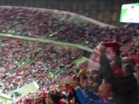 Polacy strzelają gola na 1-0