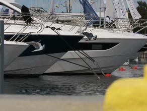 Prezentacja jachtów motorowych Galeon