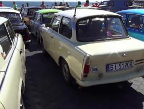 II Zlot Trabantów w Gdyni