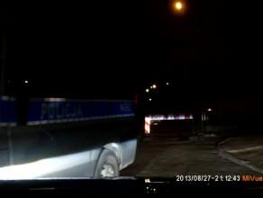 Czy policjanci znają prawo o ruchu drogowym?
