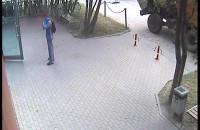Kradzież roweru. Gdańsk ul. Fiszera 14 (teren PG/IMP)