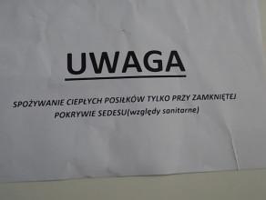 Pomieszczenie socjalne dla pracowników ZKM Gdańsk - Toi Toi