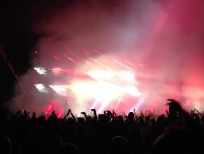 """""""It's a Sin"""" - Pet Shop Boys w Ergo Arenie"""