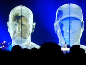 Pet Shop Boys w Ergo Arenie