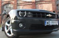 Gorący oddech Chevrolet Camaro