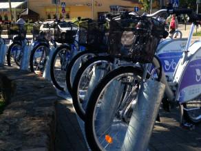 Trójmiejskie Rowery są już dostępne w Sopocie