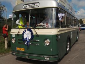 Parada trolejbusów