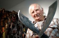 Zebrał ponad 900 noży
