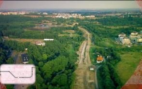 Trasa Pomorskiej Kolei Metropolitalnej - zobacz postęp prac