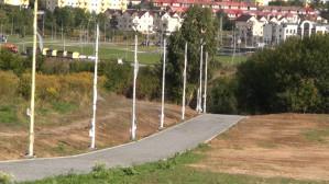 Budowa ścieżki rowerowej na południu Gdańska