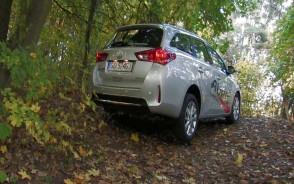 Toyota Auris. Trochę sportu w kombi