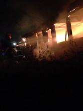 Błyskawiczna akcja Straży Pożarnej