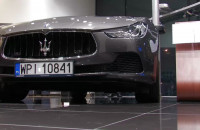 Maserati Ghibli. Trochę krótszy trójząb