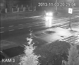 Kolejny wypadek na al. Hallera w Gdańsku