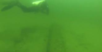 Płetwonurkowie zbadali torpedę na wysokości Sopotu