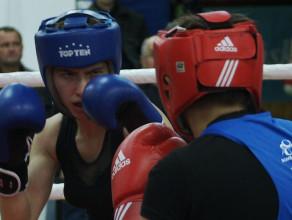 Adepci boksu walczyli w Gdyni