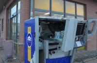Wysadzony bankomat na Ujeścisku