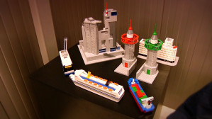 Zbuduj Sea Towers lub trolejbus z klocków LEGO