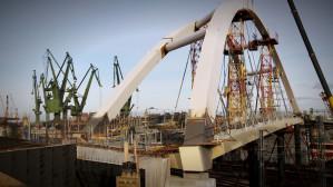 Postępy w budowie Nowej Wałowej