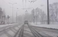 Utrudnienia na drogach w Gdyni