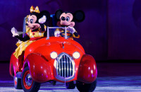 Disney On Ice: Świat Fantazji