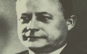 Fragment filmu o Alfonsie Hoffmanie