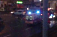 Wypadek na Grunwaldzkiej w Gdansku
