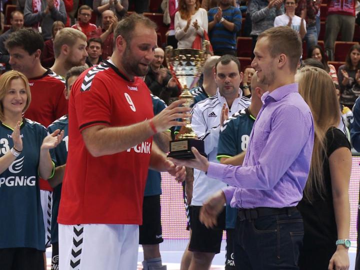 Artur Siódmiak nie mógł sobie wymarzyć lepszego pożegnania z zawodowym sportem.