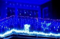 Świąteczne oświetlenie trójmiejskich domów