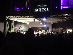 Tłumy przed koncertem Dawida Kwiatkowskiego