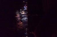 Pali się duża kamienica w Starej Oliwie