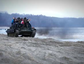 Militarny WOŚP w Sopocie