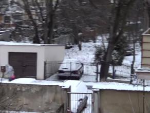 Zima zawitała do Gdańska