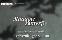 """""""Madame Butterfly"""" Pucciniego z 1974 roku  w cyfrowej jakości w Multikinie!"""
