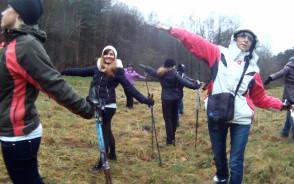 Trening Nordic Walking