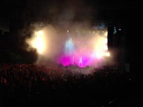 """""""Weekend"""" podczas koncertu w Gdyni"""