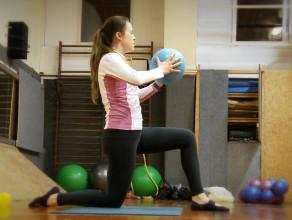 Spokojny fitness, czyli reha pilates
