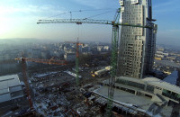 Okiem żurawia: Gdynia Waterfront