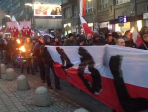 Gdyński marsz pamięci Żołnierzy Wyklętych