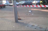 Poranny wypadek w Gdyni
