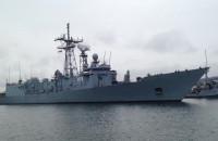 ORP Kościuszko wrócił do Portu Wojennego w Gdyni