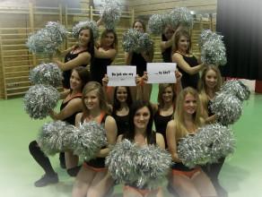 Cheerleaders Flex - spot promujący wyjazd do USA
