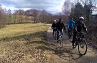 Wycieczka rowerowa po Kaszubach